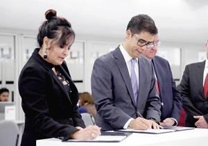 Firman convenio sat y prodecon la prensa nacional for Oficina del contribuyente