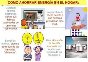 La cfe aconseja como ahorrar energ a el ctrica en el hogar - Maneras de ahorrar energia ...